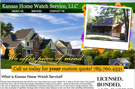 Kansas Home Watch